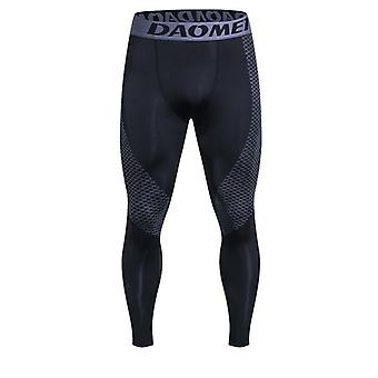 Sports Wear Compression Training Pants Men Running Fitness Sets Tights Gym