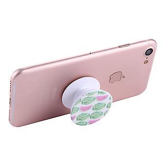 Flerfunktions Universal Mönster Flexibel Mobiltelefonhållare Stå med Bilfäste & Winder Funktion, för iPhone, Galaxy, Sony, HTC, Huawei, Xiaomi,