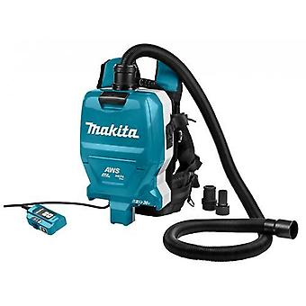 Makita DVC265ZXU 18Vx2 Backpack Vacuum Cleaner (Body Only)
