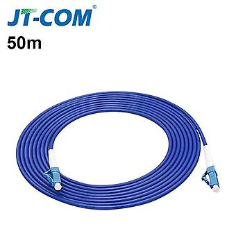 Industrial Grade Fiber Optic Patch Cord Optical Cable Ftth Single Mode Simplex