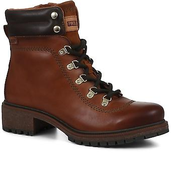 Pikolinos Femmes Lace-Up Hiker Boot