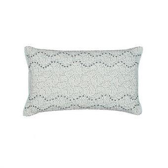 Elsie Paisley Cushion By Murmur In Lough Green