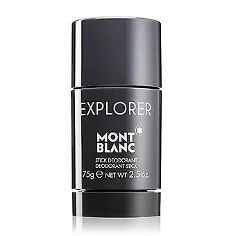 Mont Blanc Explorer Deodorant Stick 75ml