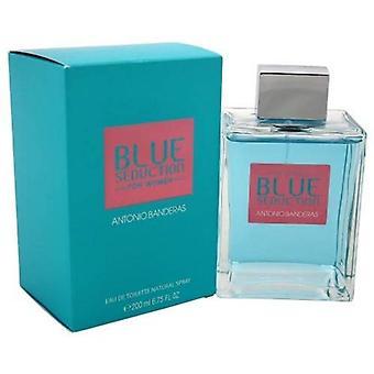 Antonio Banderas Blue Seduction Eau de Toilette Spray for Women 200 ml
