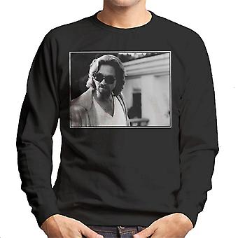 The Big Lebowski The Dude utanför hans hus Män & apos, s Sweatshirt
