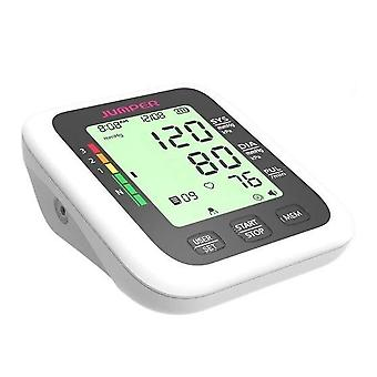 Portable Digital Upper Arm Blood Pressure Monitor