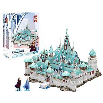 Disney frozen 3d puzzle - arendelle castle