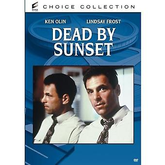 Dead by Sunset [DVD] USA import