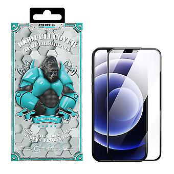 iPhone 12 Mini Screen Protector - Tempered Glass 100D