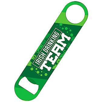 Grindstore irländska Dricka Team St Patricks Day Flasköppnare