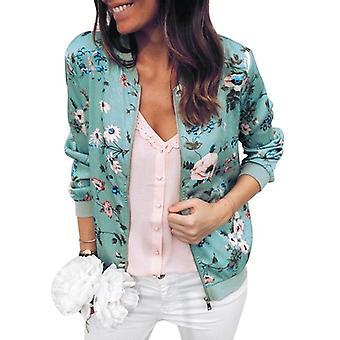 Print Jackets Coat