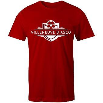 Lille 1944 etablert merke fotball T-skjorte