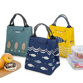 Fashion Oxford Portable Picnic Storage Sacs à lunch thermiques Insulated Cooler Box