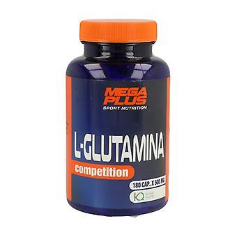L-glutamine 180 capsules