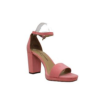 Chinese Laundry Women's Heeled Sandal, Pink, 9.5 M
