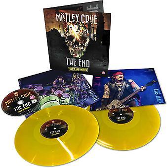 Motley Crue - Avsluta: Bo i Los Angeles [Vinyl] USA import