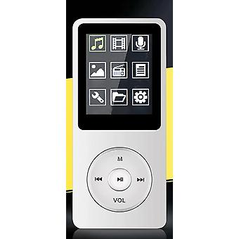 Playback Mp3 Lossless Sound Music Player, Mp3 Player With Earphone
