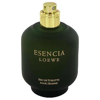Esencia Eau De Toilette Spray (testare) av Loewe 5,1 oz Eau De Toilette Spray