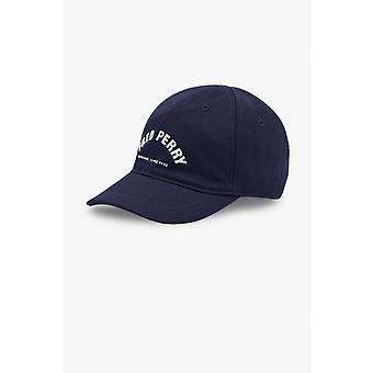 Mütze Blauer Mann - Fred Perry