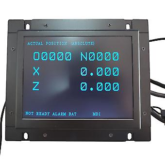 9 Inch Lcd Monitor Replacement For Fanuc Cnc System