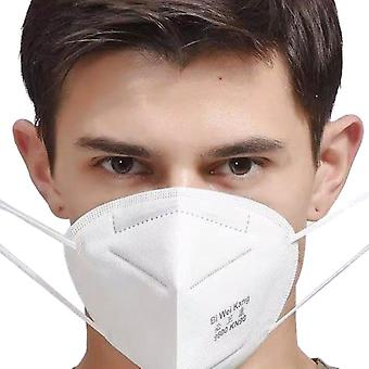 Kn95 маска для лица анти-туман сильный защитный рот респиратор многоразовый пакет 10