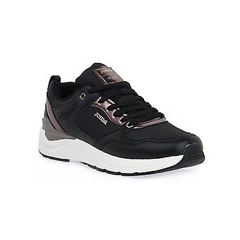 Joma 2101 lady black shoes running