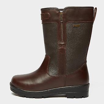 New BROGINI Women's Abruzzo Short Boot Brown