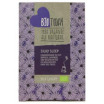 Bio Today Té Silky Sleep 20 Filtros