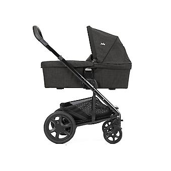 Joie Chrome DLX pushchair carrycot including footmuff