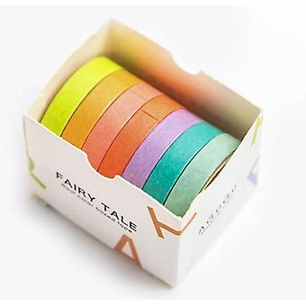 Creative Brief Raul Color Combination Washi Tape