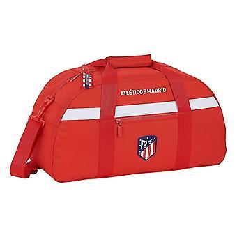 Urheilukassi Atlético Madrid Valkoinen Punainen (20 L)