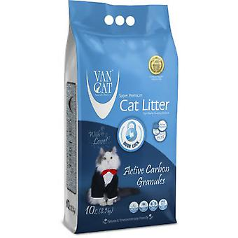 Van Cat White Premium Bentonite Binder Active Carbon