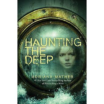 Adriana Matherin kummittelu syvällä