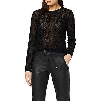 Paragraph 81.909.31.8007 T-Shirt, Black (Black 9999), 38 (Manufacturer Size: 32) Woman