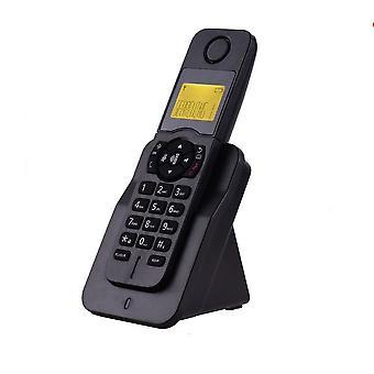 Laajennettava langaton puhelin, jossa lcd-näytön soittajan tunnus