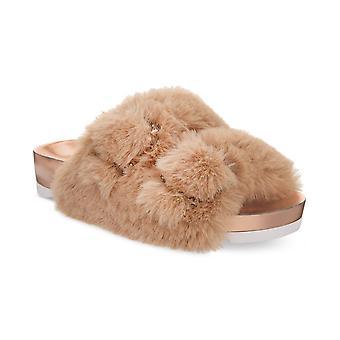 INC International Concepts Womens Alani Footbed Flat Sandals