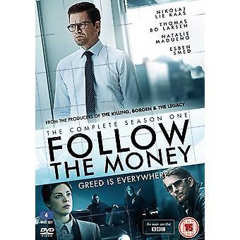 Follow The Money Season 1 DVD