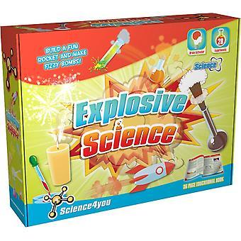 Kit de ciencia explosiva