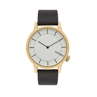 KOMONO Winston regal regal caviar - reloj unisex