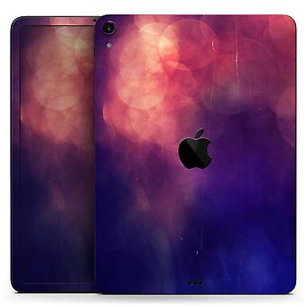 Abstract Fire & Ice V17 - Decalque da pele do corpo inteiro para o Apple Ipad Pro