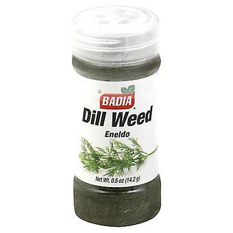 Badia Dill Weed, Case of 8 X 0.5 Oz