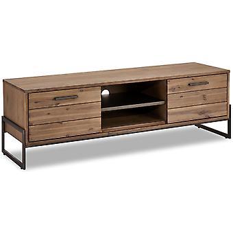 Ibbe Design Mallorca TV-bord, 152x45x50 cm