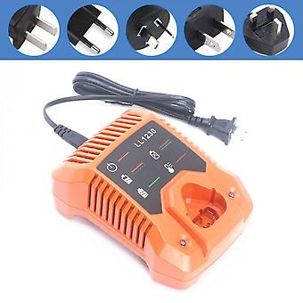 Ll1230 Battery Charger For Aeg Ridgid 18v Lithium-ion Battery Ll1215 R82059
