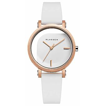 Klasse14 Imperfect Angle Rose Gold 32mm WIM19RG009W Watch