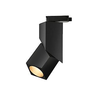 Art Cube led licht, verstelbare hoek rail lamp, plafondsysteem voor indoor track