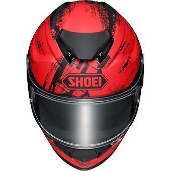 Shoei GT Air 2 Troll TC1 Motorcykel Hjälm Röd