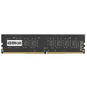 Memoria de escritorio RAM DDR4 2400 4GB 288 Pin Compatible INTEL Y AMD Parte de la computadora