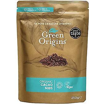 Organic Cacao Nibs - 250 grams