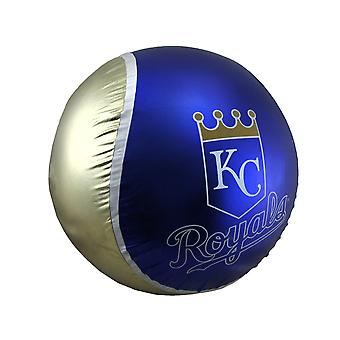 18 Inch Diameter Yall Ball Kansas City Royals Inflatable Bouncy Ball