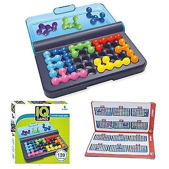 Tile games challenges logical thinking game 3d puzzle toy educational montessori toys|strategy games